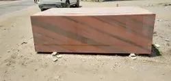 Polished Finish Pan India PINK MARBLE, Thickness: 16 mm, Size: Random