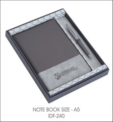 Note Book Size