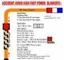 Accident Avoid High Fast Power Blinkers
