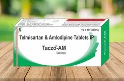Telmisartan 40mg and amlodipine 5mg