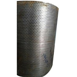 Jindal Round Stainless Steel Perforated Coil, Material Grade: 304, Size: 1250 X 2500 mm