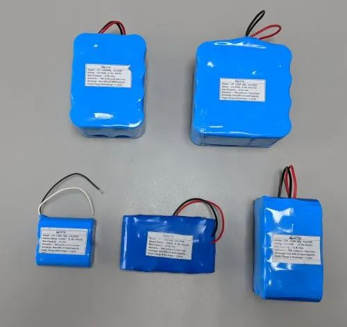 Li-ion and LiFePO4 Battery Packs for Misc
