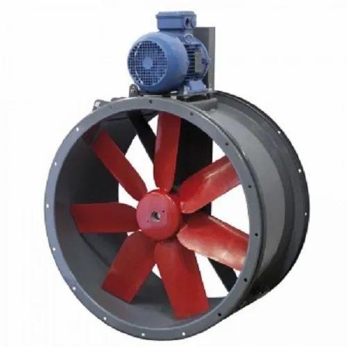 Axial Flow Fans / Jet Fans
