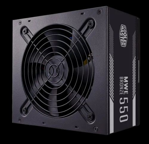 Cooler Master MPE-5501-ACAAB-IN MWE 550 Bronze - V2