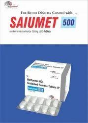 Metformin Sr 500 Mg Tablet
