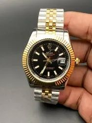 Analog Latest Rolex MEN WATCH