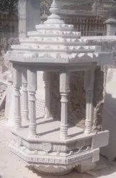 Stone Outdoor Chatri