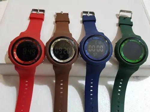 Digital Wrist Watches