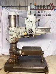 GSP 40 mm Radial Drilling Machine