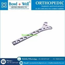 4.5 mm Orthopedic Implants Condylar Buttress Plate