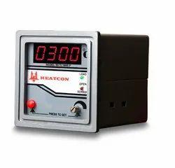 Press To Set Temperature Controller