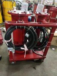 20 LPM Oil Filtration Unit