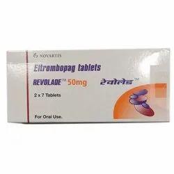 Novartis Eltrombopag Tablet, Prescription