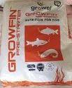 Rohu Growel Growfin Floating Fish Feed, Packaging Type: Bag, Packaging Size: 10-40 Kg
