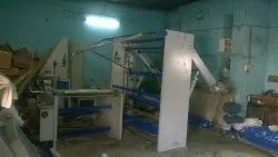 Double Fold Lapping Machine With Surface Unwinder
