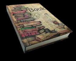 Handmade Blank Planner  Writing Notebook