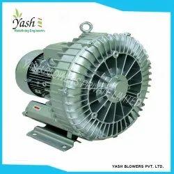 YEBL-1-1050HP Single Stage Turbine Blower, 24.5 Hp