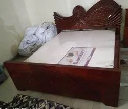 Wooden Bed Cot