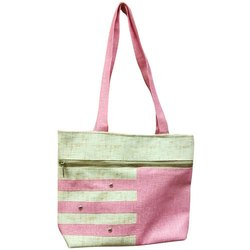 Ladies Hand Bags, Size: 14x9 Inch