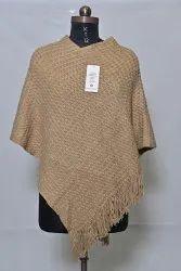 PU71 Woolen Poncho