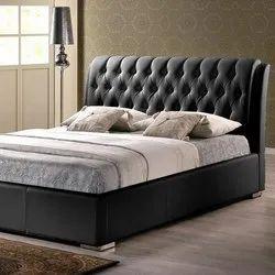 Multicolor Queen Size Bed