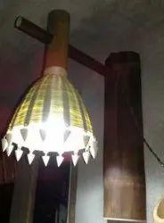 Bamboo Wall Lamp