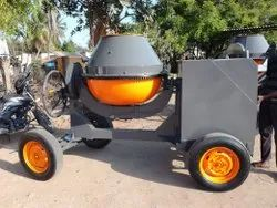 Indian Type Concrete Mixer without hopper
