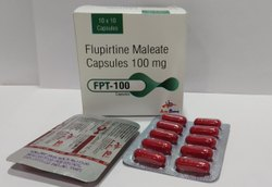 Flupirtine Maleate 100mg Capsules For Hospitals, Nursing Homes & Doctors