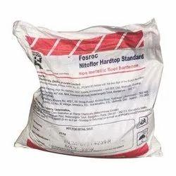 Grey Fosroc Nitoflor Hardtop Standard, Packaging Size: 25 Kg