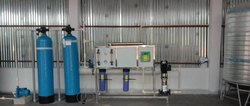 Automatic Iwt Reverse Osmosis System, Chlorinator, Semi-automatic