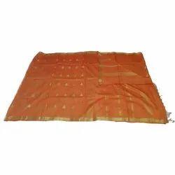 Weaving Ladies Festive Wear Silk Saree, 5.5 m (separate blouse piece)