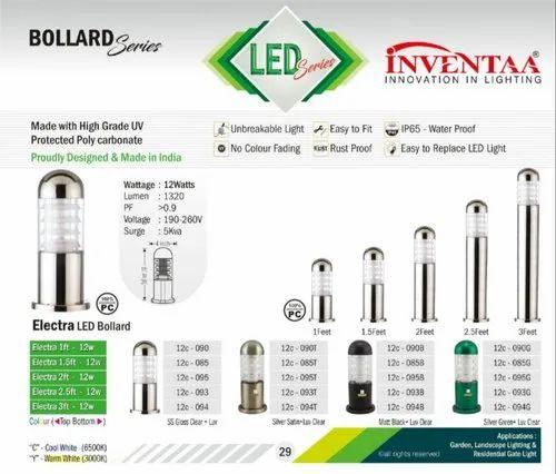 LED Bollard Light Chennai