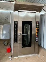 Diesel Rotary Oven 42 Trays