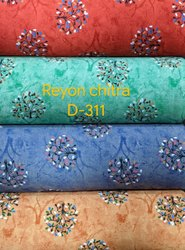 Rayon Printed  58 Panna 17 KG