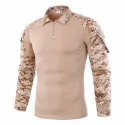 Collar Full Sleeve T-Shirt