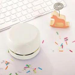 Kadeau Mini Desktop Vacuum Cleaner Portable, For Car ,  For Desktop For Office