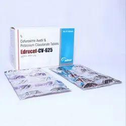 Cefuroxime Axetil 500 Mg  Clavulnate Potassium 125 Mg