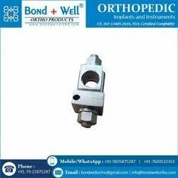 Orthopedic Implants Aluminium A O Type Clamp