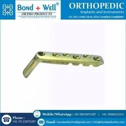 Orthopedic LC DHS Locking Plate