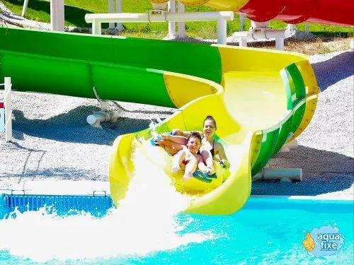 Open Float Slide