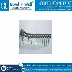 Orthopedic LCP Posterior Medial Proximal Locking Plate