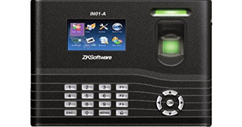 IN01-A is a Fingerprint Time Attendance And Access Control