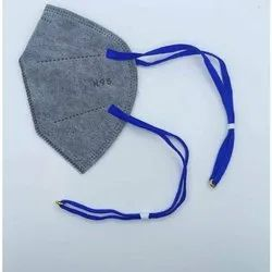 Reusable Head Loop N95 Face Mask, Number of Layers: 6