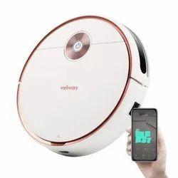 Velway Robotic Smart Vacuum Cleaner, Model Name/Number: Y51