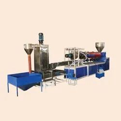 Plastic Waste Recycling Processing Line