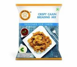 Chef''s Art Crispy Cajun Breading Mix (1 Kg)
