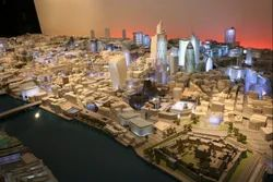 Exhibition Models 3D Printed, in Pan India