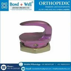Orthopedic Laminar Hook Narrow Blade - Single