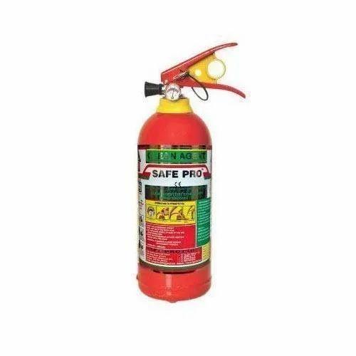 Safe Pro 2kg Fire Extinguisher