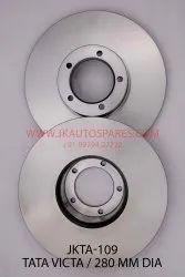 Brake Disc For Tata Victa / 280 Mm Dia